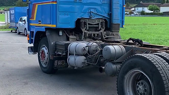 Volvo F12 Intercooler 6x2