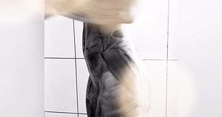 Au revoir Body painting