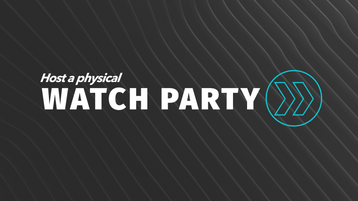 Host a Physical Watch Party