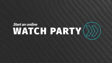 Start a Facebook Watch Party