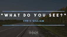 """""""What do you see?"""" 