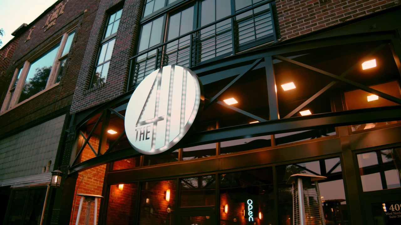 Commercial -The 411 Restaurant and Lounge-