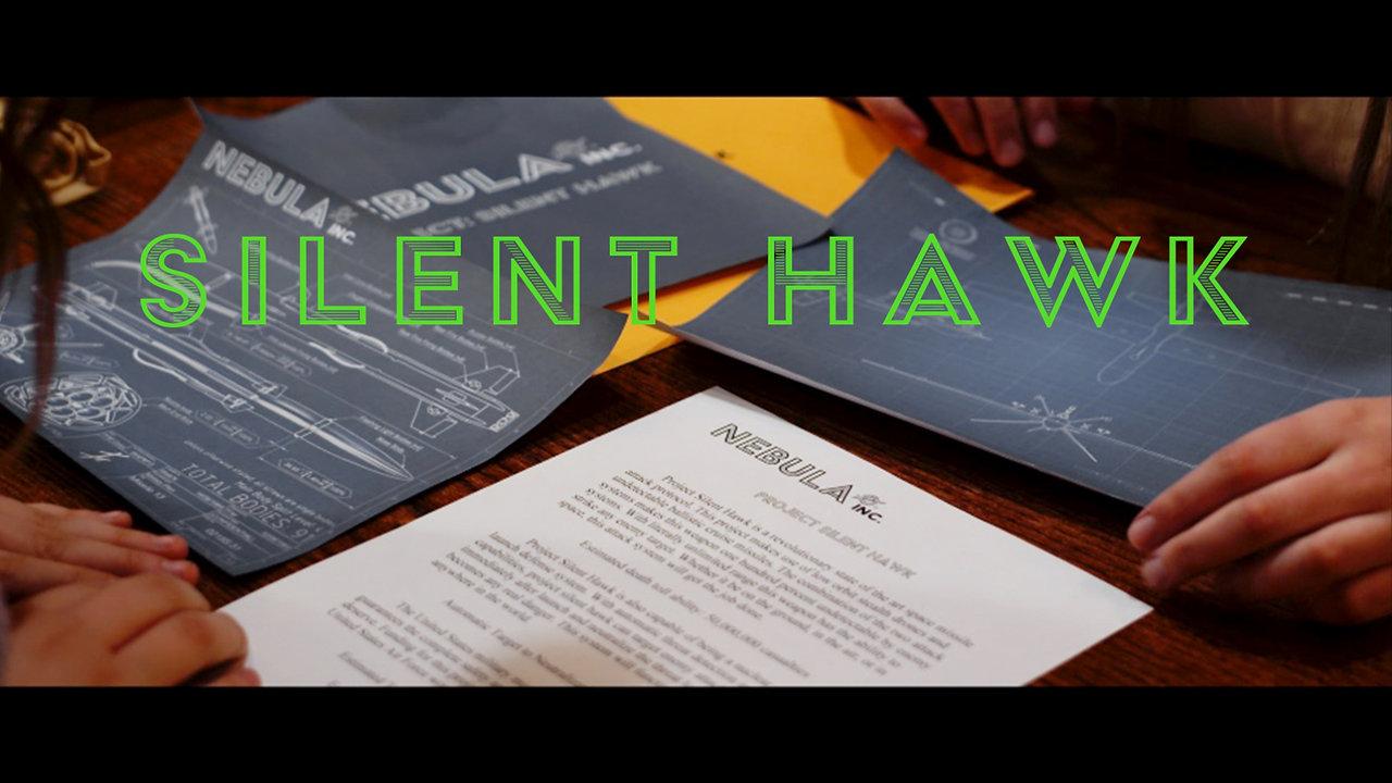 Silent Hawk -Short Film-