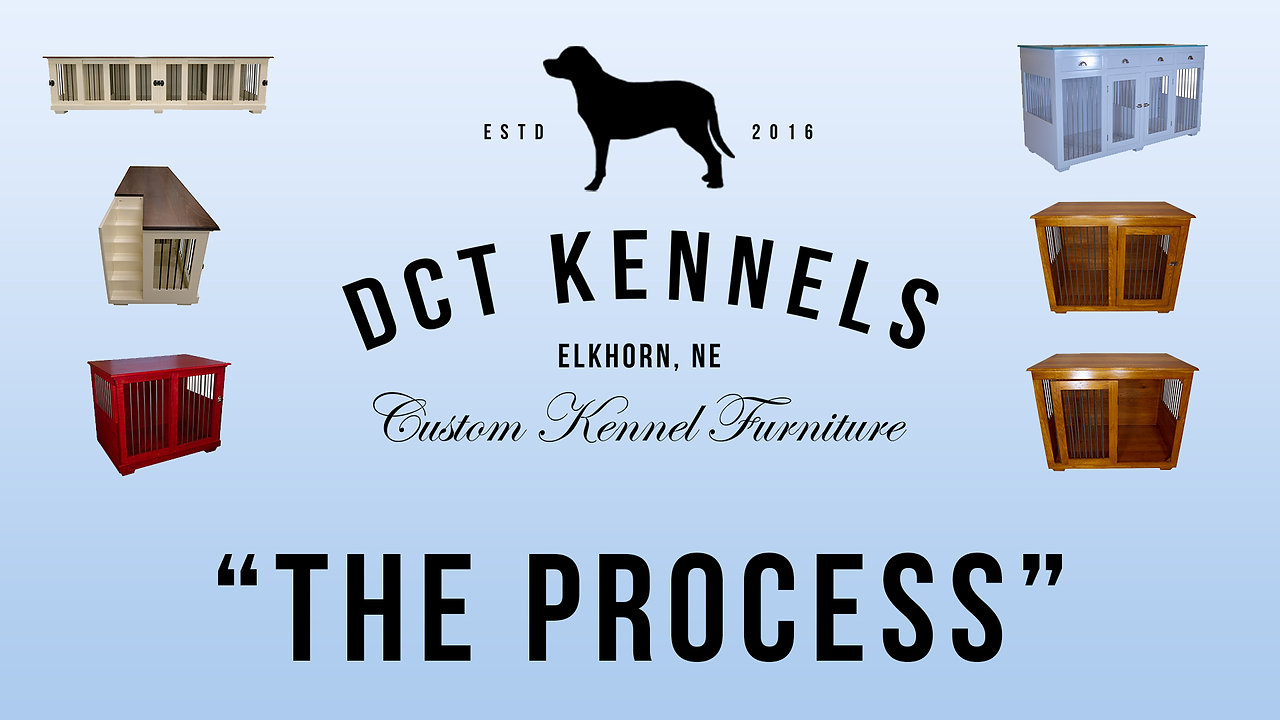 """DCT Kennels """"The Process"""" -Promotional-"""
