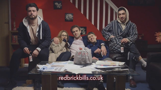 Redbrick Bills Advert