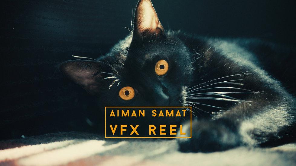 VFX Reel 2020