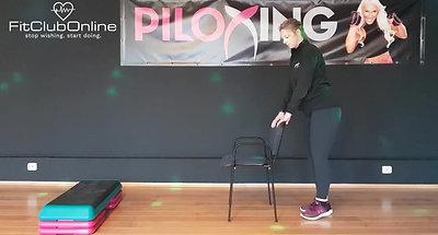 Oefeningen voor de knieën - 3 min.