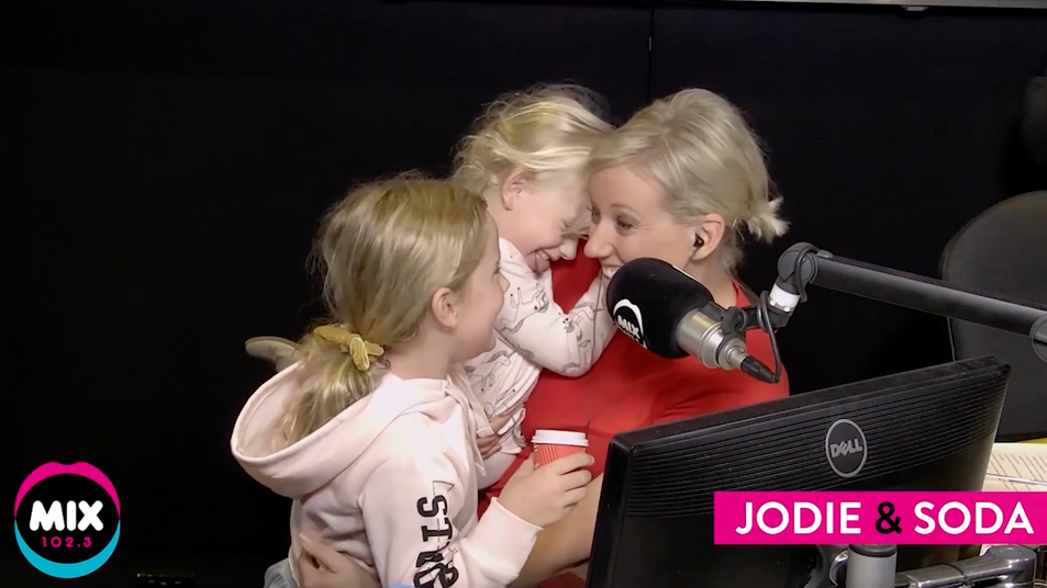 Jodie Oddy Showreel