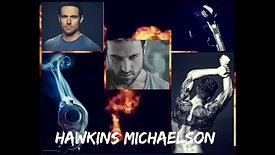 Character Inspiration Hawkins Michaelson