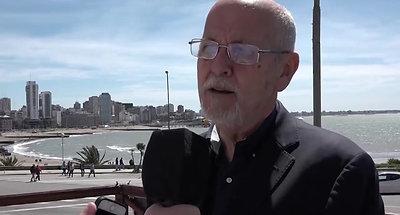 Interview with Enrique Bordolini for El Marplatense