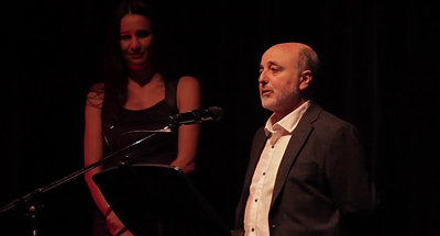 Nuevo Teatro Coliseo opening event