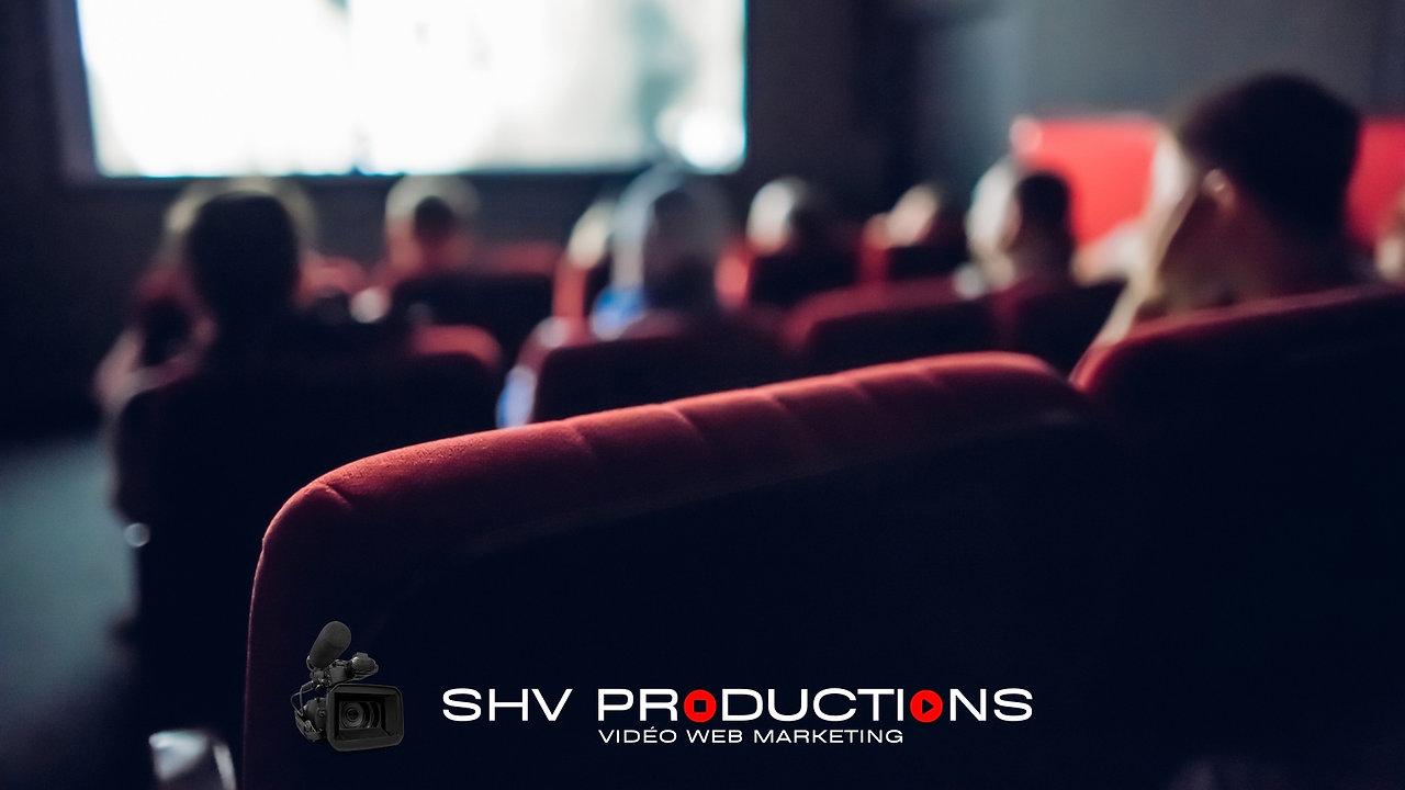 Portefolio - Cinéma - SHV Productions