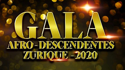 GALA AFRO DESCENDENTES - ZURIQUE