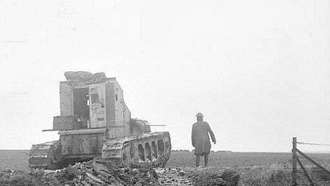 Drie levens, onontwarbaar met elkaar verknoopt op de slagvelden van de Eerste Wereldoorlog