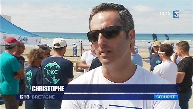 reportage France 3 Bretagne