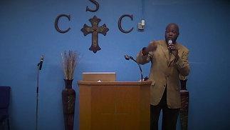 Sermon- Shut the hell up part 2- rev