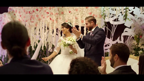 Le Meridien Arab Wedding