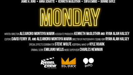 Feature Film Monday Trailer