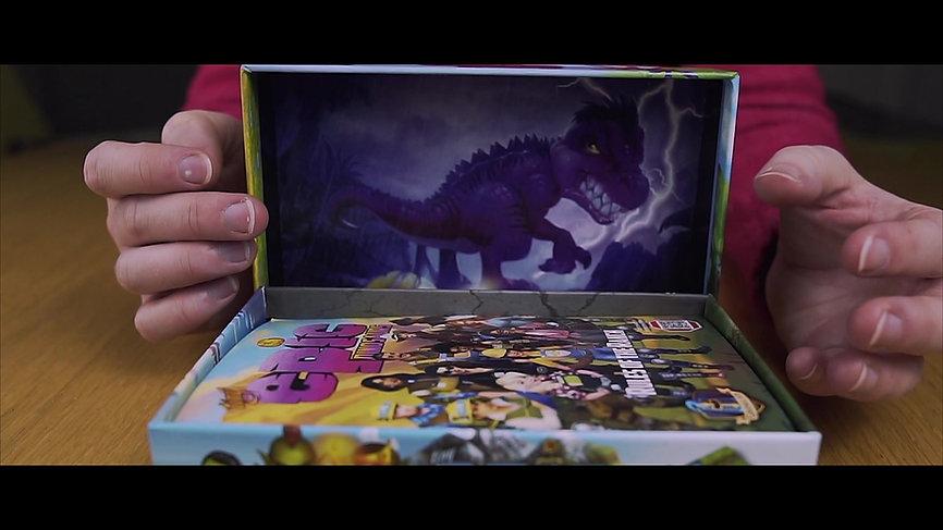 Tiny Epic Dinosaurs Cinematic Unboxing