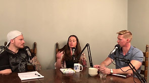 """We were interviewed on Katie Maggio's """"Level 10 Life"""" Podcast"""