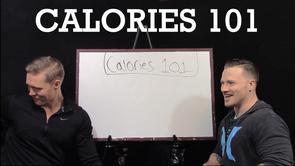 #11 - Calories 101