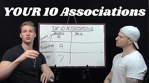 #17 - The 10 Association Exercise