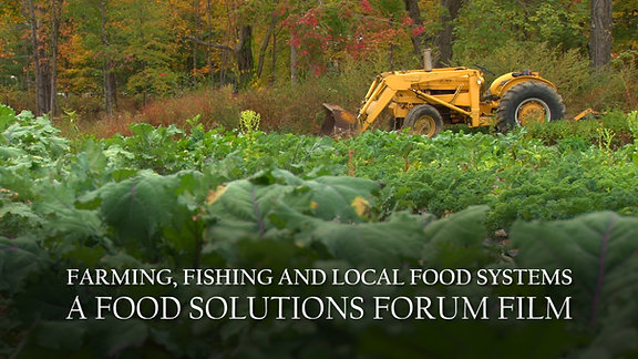Farming, Fishing & Local Food Systems