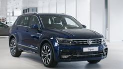 Volkswagen Italia | Social Campaign | Tiguan
