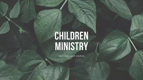 06/28/20 Children Service