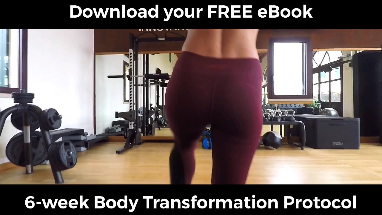 GET LEAN WITH #LVLTRANSFORMATION