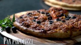 Receta Pan para Pizza