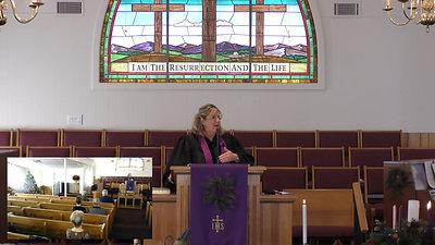 Second Sunday of Advent December 6, 2020