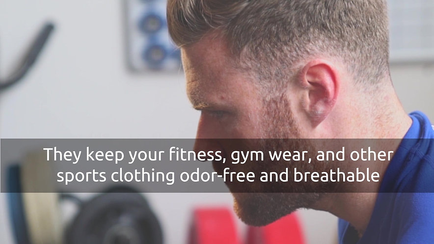 Caring For Baselayers and Workout Apparel