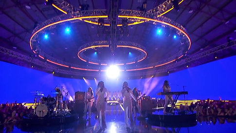 Chloe x Halle MTV Performance 6-16-2018