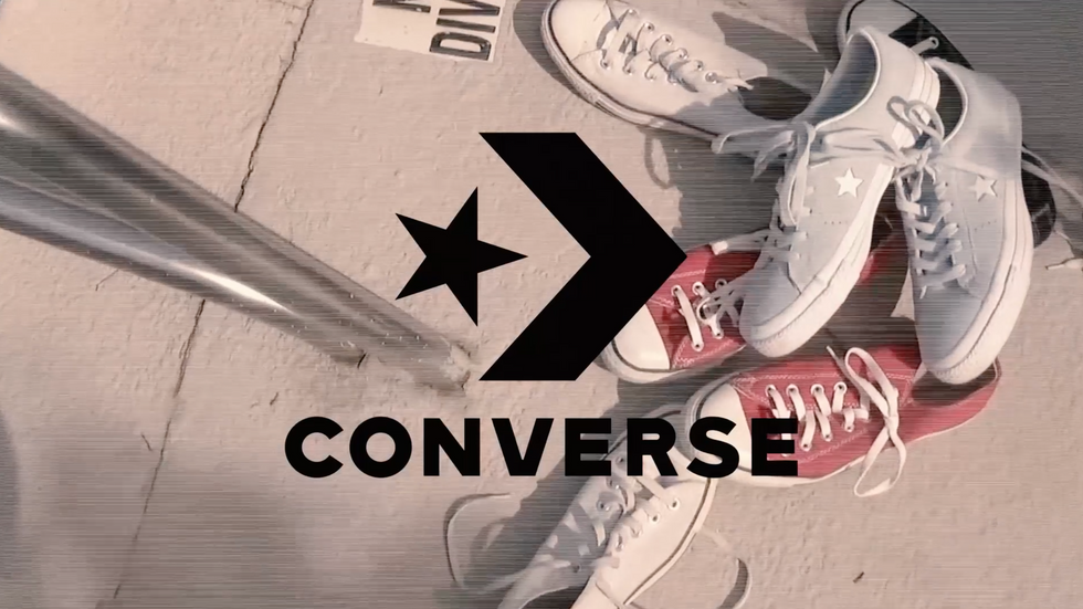 Converse All Star Mock Ad - Official Cut