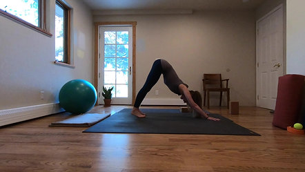 Yoga For Your Hips, Legs & Feet