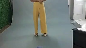 Selah Model Olivia BTS Moira Studio