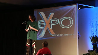 SMC SAM AT EXPO STAGE MONOLOGUE