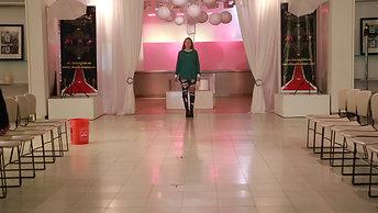 Selah Model Kaitlyn Catwalk