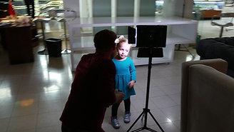 Selah Model Liily Photo Shoot with Marc Rains