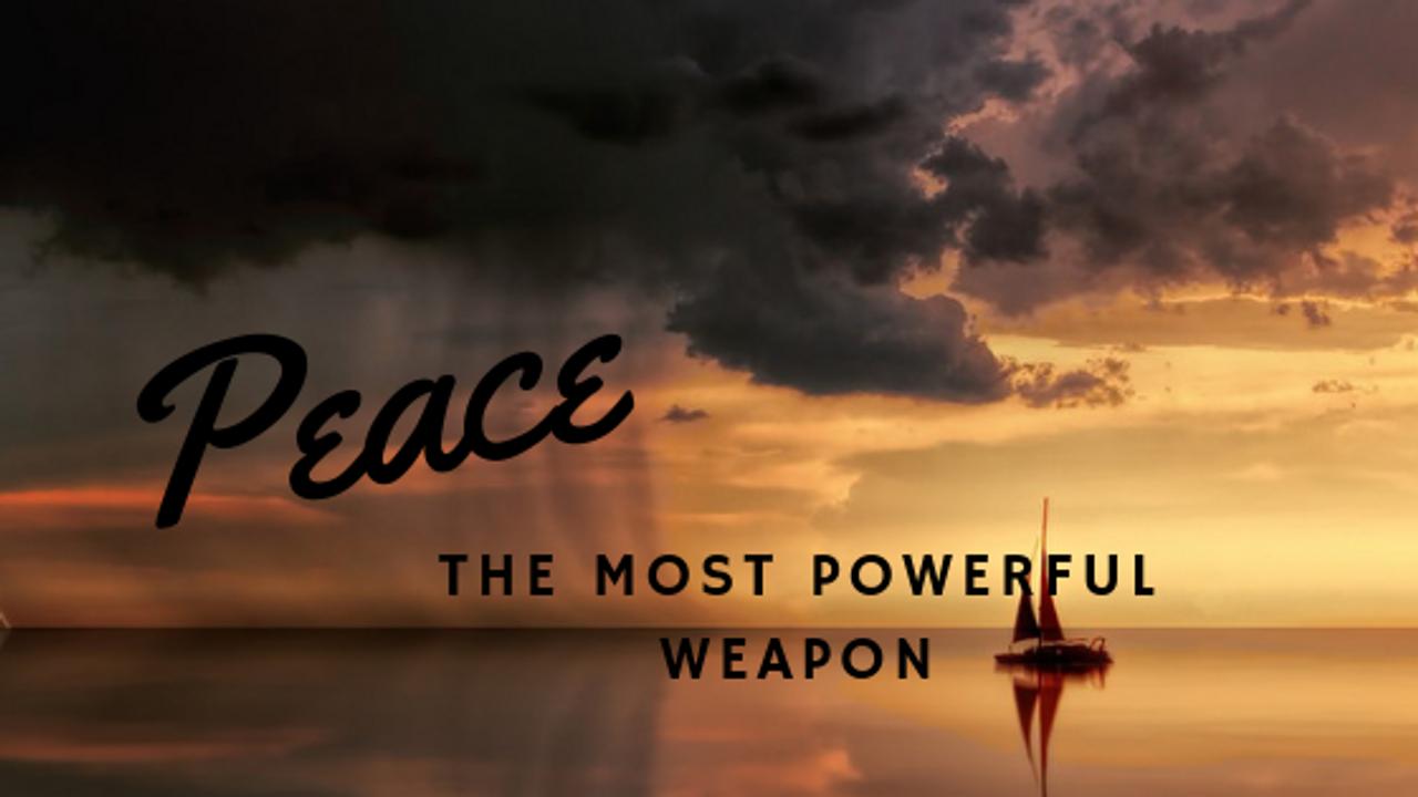God's garrison of peace