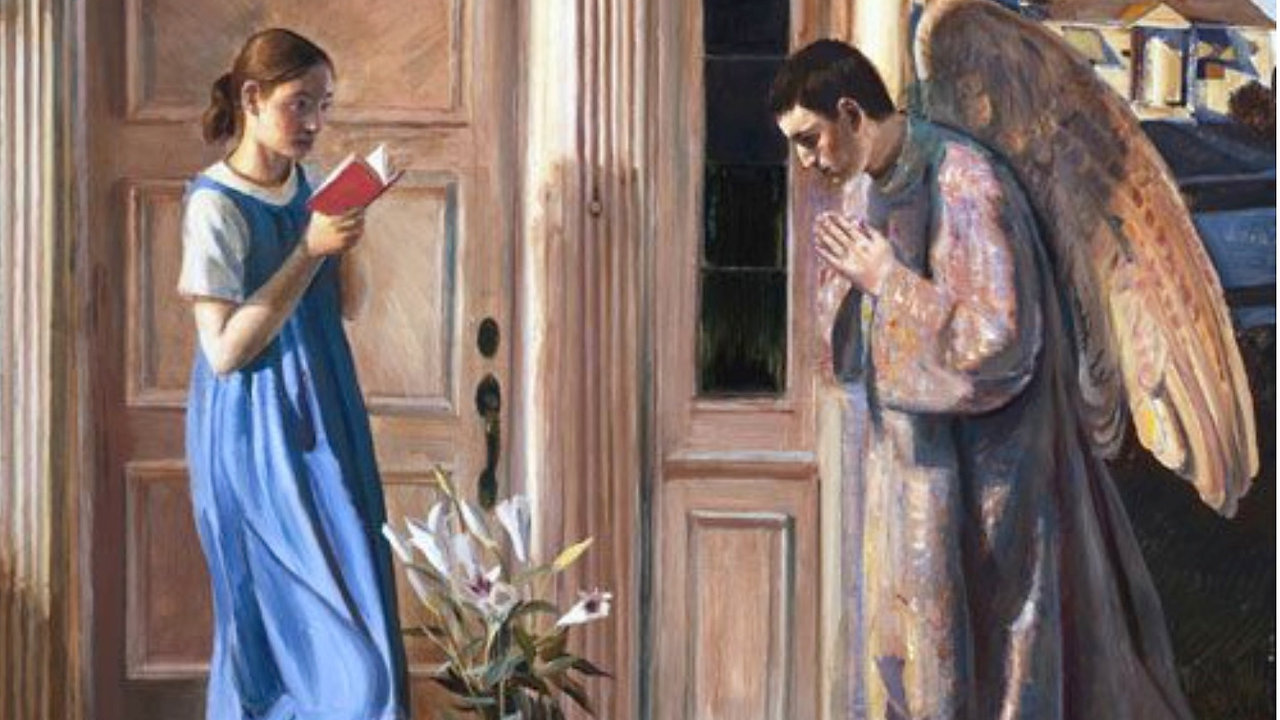 Becoming God's home from home