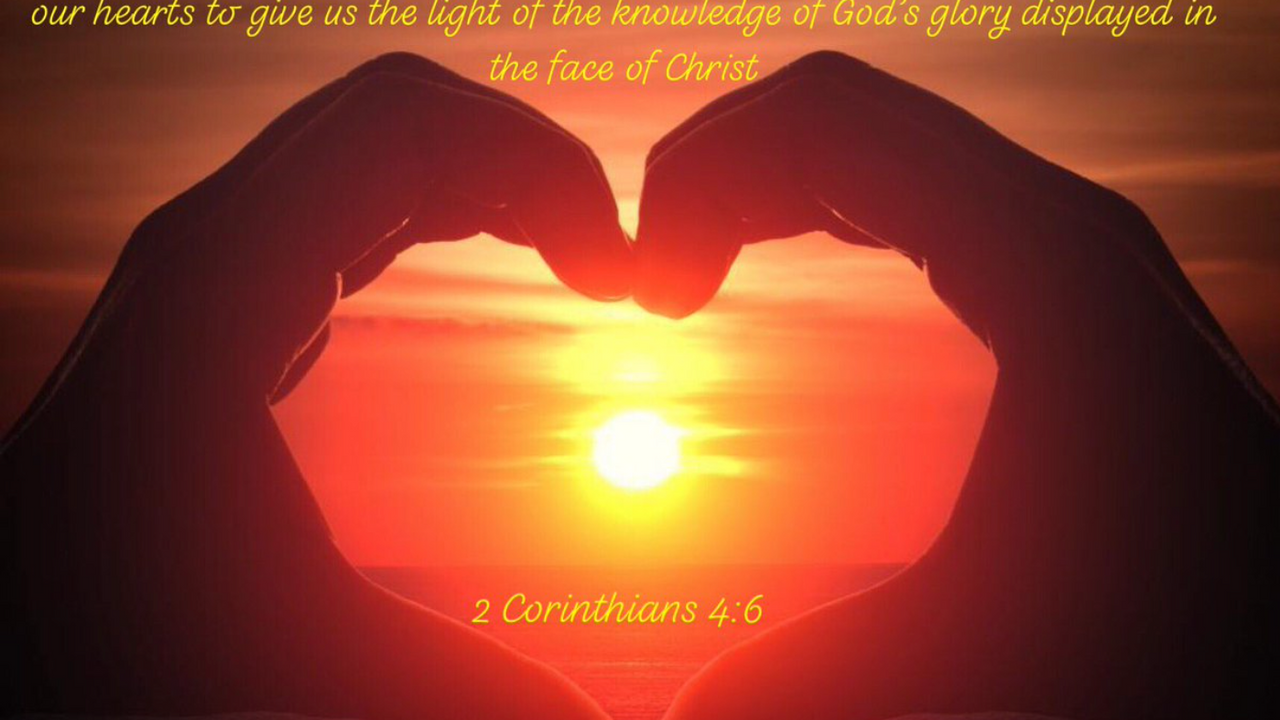 God Shining in Our Hearts