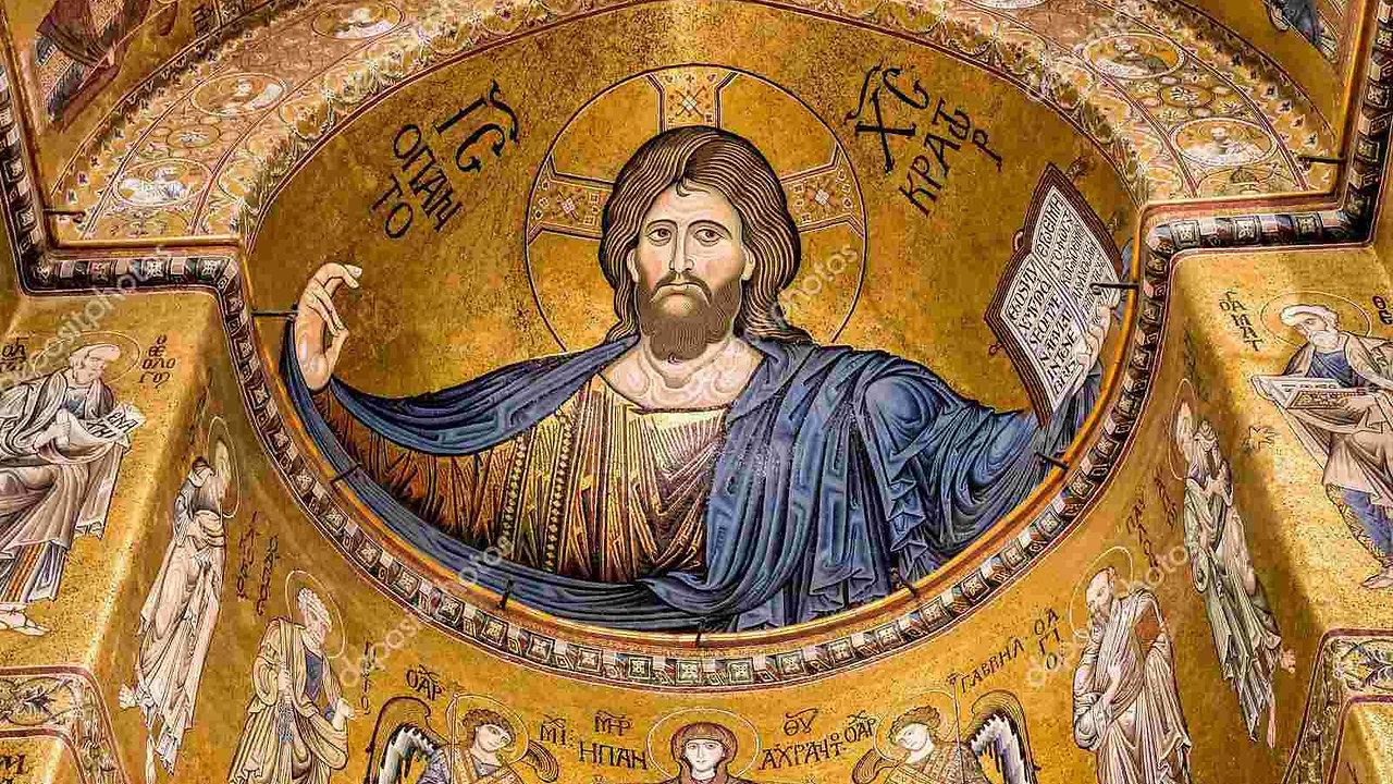 Easter 5 Communion St Augustine's & St Clement's Bradford, 10.05.2020
