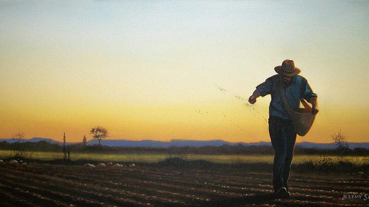 The Squandering Sower and the Miraculous Harvest