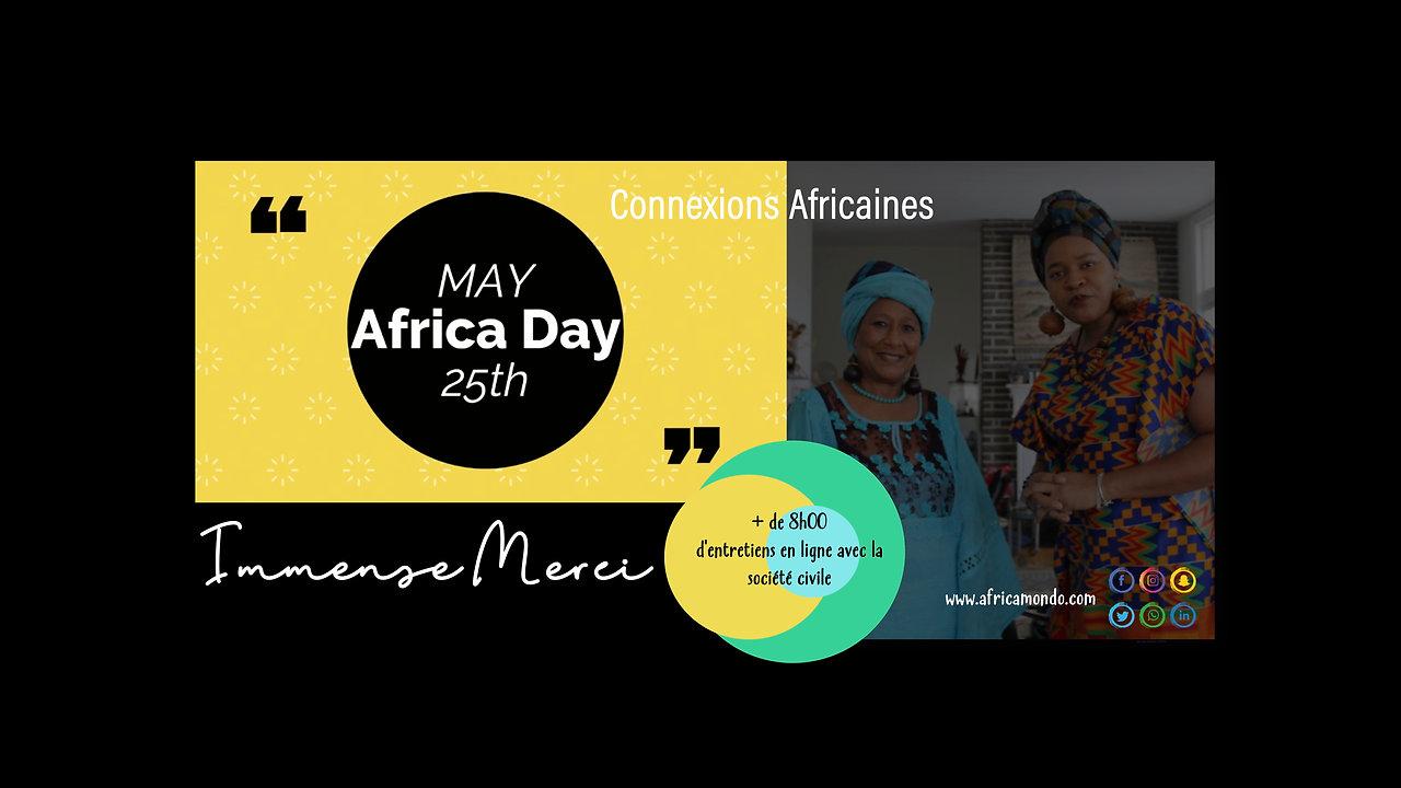 AFRICA DAY - JOURNÉE DE L'AFRIQUE