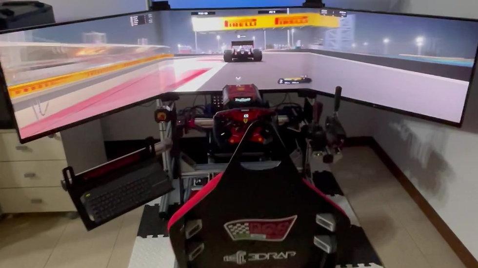 Monoposto F1 Simulator