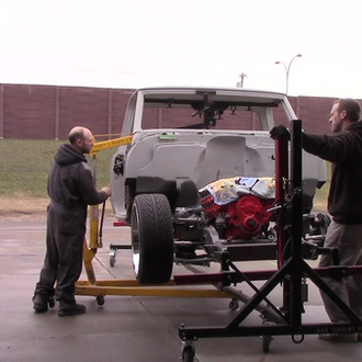 Cab Removal The Easy Way