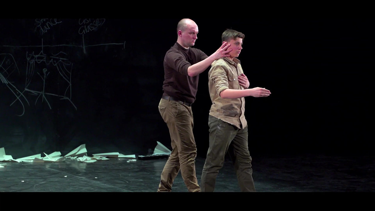 IN LOCO PARENTIS (2020) - On Stage Trailer  Vincent Dance Theatre