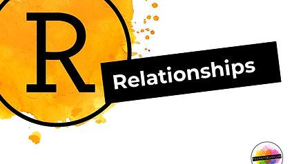 FACEBOOK LIVE - RELATIONSHIPS